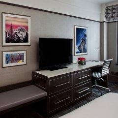 Park Central Hotel New York 4* Стандартный номер с различными типами кроватей фото 7