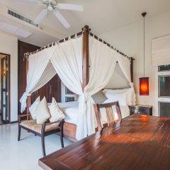 Отель Two Villas Holiday Oriental Style Layan Beach комната для гостей фото 8