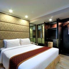 Отель Grand President Bangkok 4* Люкс повышенной комфортности с различными типами кроватей