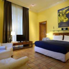 Hotel Cairoli 4* Стандартный номер с различными типами кроватей