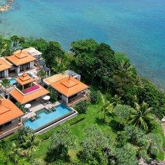 Отель Trisara Villas & Residences Phuket 5* Стандартный номер с различными типами кроватей