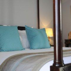 Отель Hôtel California Champs Elysées 4* Стандартный номер с различными типами кроватей