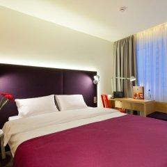 Азимут Отель Уфа 4* Стандартный номер с различными типами кроватей фото 5