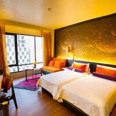 Siam@Siam Design Hotel Bangkok 4* Стандартный номер с различными типами кроватей фото 25