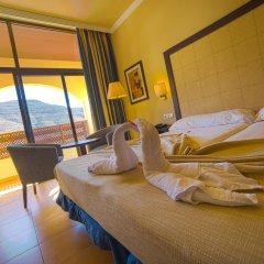Отель Jandia Golf Resort 3* Стандартный номер с разными типами кроватей