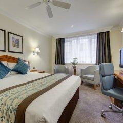 Отель Thistle Barbican Shoreditch 3* Номер Делюкс с различными типами кроватей