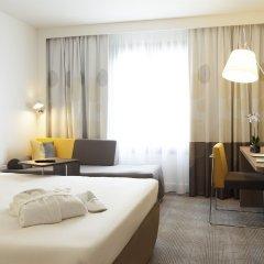 Отель Novotel Paris Les Halles 4* Улучшенный номер с различными типами кроватей фото 6