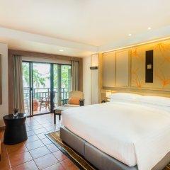 Отель Phuket Marriott Resort & Spa, Merlin Beach 5* Стандартный номер с различными типами кроватей фото 5