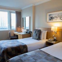 Отель Hilton London Metropole 4* Стандартный номер с 2 отдельными кроватями фото 2