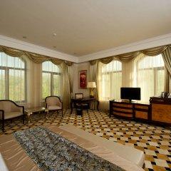 Гостиница Royal Tulip Almaty комната для гостей фото 3