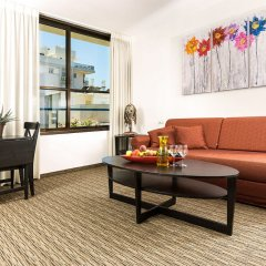 Arbel Suites Hotel гостиная фото 2