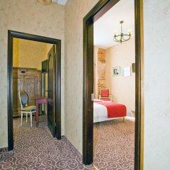 Hotel Justus 4* Семейный люкс с двуспальной кроватью