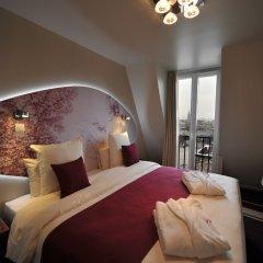 Отель Mercure Paris Bastille Marais 4* Улучшенный номер с различными типами кроватей