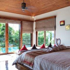 Отель Korsiri Villas 4* Вилла Премиум с различными типами кроватей