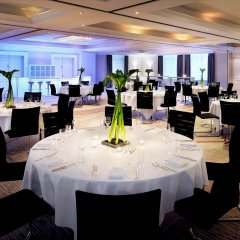 Munich Marriott Hotel банкетный зал фото 2