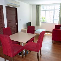 Отель iCheck inn Residences Patong 3* Апартаменты разные типы кроватей фото 2