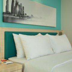 Гостиница Hampton by Hilton Moscow Strogino (Хэмптон бай Хилтон) 3* Стандартный номер разные типы кроватей фото 4