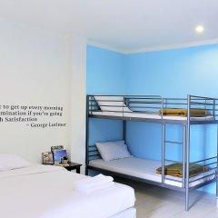 Отель Beds Patong 2* Стандартный семейный номер разные типы кроватей