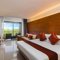 Отель Novotel Phuket Kata Avista Resort And Spa 4* Улучшенный номер разные типы кроватей фото 4