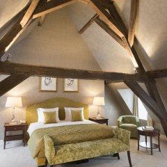 Hotel Dukes' Palace Bruges 5* Люкс повышенной комфортности с двуспальной кроватью