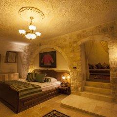 Отель Kayakapi Premium Caves - Cappadocia 5* Люкс с двуспальной кроватью