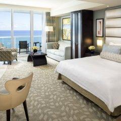 Отель Fontainebleau Miami Beach 4* Полулюкс с различными типами кроватей