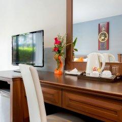 Bhukitta Hotel & Spa 4* Номер Делюкс с различными типами кроватей фото 5