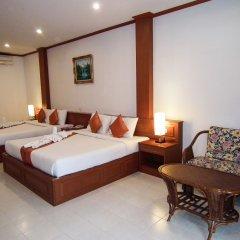Отель Andaman Seaside Resort 3* Номер Делюкс с различными типами кроватей фото 2