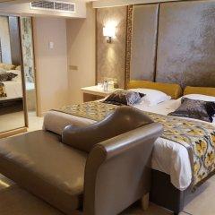 Отель Adams Beach комната для гостей фото 9