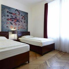 Hotel Pension Museum 3* Стандартный номер с двуспальной кроватью