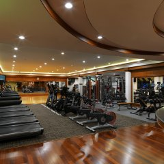 Отель Le Meridien Phuket Beach Resort гимнастика