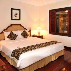 Hotel Saigon Morin 4* Номер Делюкс с различными типами кроватей
