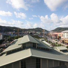 Ocean & Ole Hotel Patong вид на горы фото 2