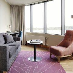 Отель Scandic Forum 3* Стандартный семейный номер с двуспальной кроватью