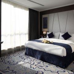 Swiss International Royal Hotel Riyadh 4* Номер Делюкс с двуспальной кроватью