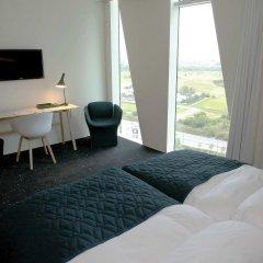 AC Hotel by Marriott Bella Sky Copenhagen 4* Стандартный номер с различными типами кроватей фото 2