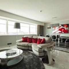 Отель Myriad by SANA Hotels 5* Люкс с различными типами кроватей