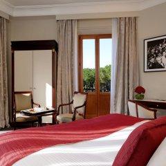 Отель Sofitel Roma (riapre a fine primavera rinnovato) 5* Номер категории Премиум с различными типами кроватей