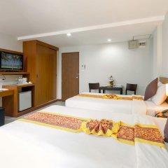 Отель Patong Bay Residence комната для гостей фото 3