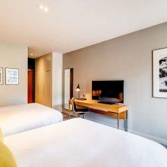 Apex Grassmarket Hotel 4* Стандартный семейный номер с 2 отдельными кроватями