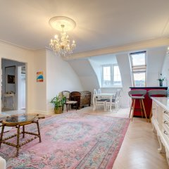 Апартаменты Dom & House - Apartments Ogrodowa Sopot Апартаменты с различными типами кроватей