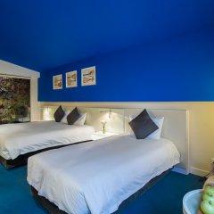 Hotel Soul 4* Стандартный семейный номер с двуспальной кроватью