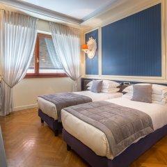 Отель Grande Albergo Roma 4* Стандартный номер