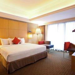 Отель Novotel Singapore Clarke Quay 4* Номер Делюкс с различными типами кроватей