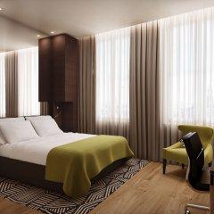 Отель Holiday Inn Dresden - Am Zwinger 4* Стандартный номер с различными типами кроватей