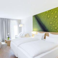 Отель NH Collection Berlin Mitte Am Checkpoint Charlie 4* Стандартный номер с разными типами кроватей