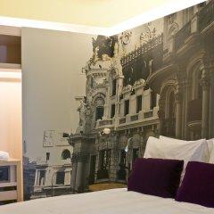 Radisson Blu Hotel, Madrid Prado 4* Стандартный номер с двуспальной кроватью