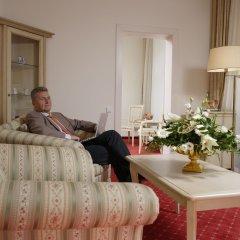 Spa Hotel Schlosspark 4* Номер Делюкс с различными типами кроватей