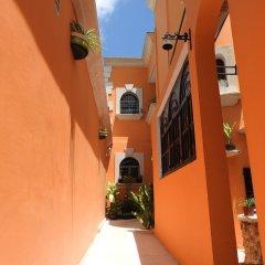 Отель Boutique Casa Mallorca Мексика, Канкун - отзывы, цены и фото номеров - забронировать отель Boutique Casa Mallorca онлайн коридор фото 2