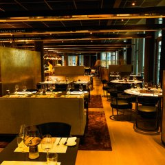 Отель The Thief ресторан